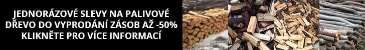 Akce dřevo