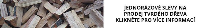 Tvrdé palivové dřevo - akce